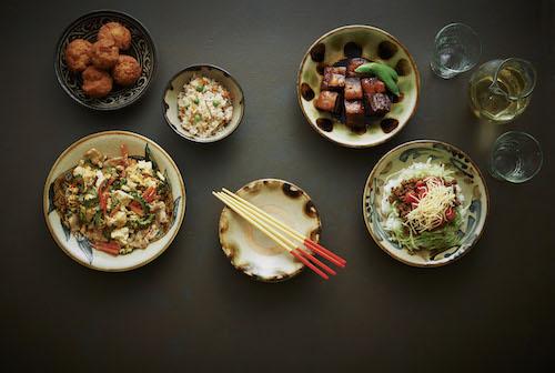 TRANSIT28号刊行トークイベント<br>「琉球、台湾、香港の食と器」