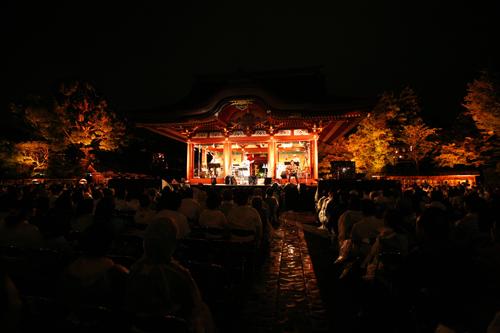 『鎌倉音楽祭』世界の音とともに参加します