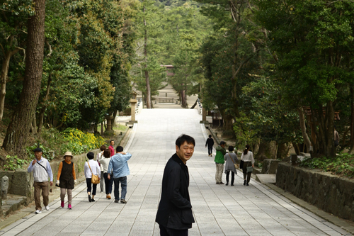 作家と行く 星野リゾート 界 出雲<br/> 戌井昭人さんと旅した島根。