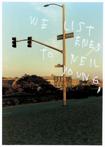 『California Love』<br>リーバイ・パタ+黄瀬麻以 2人展