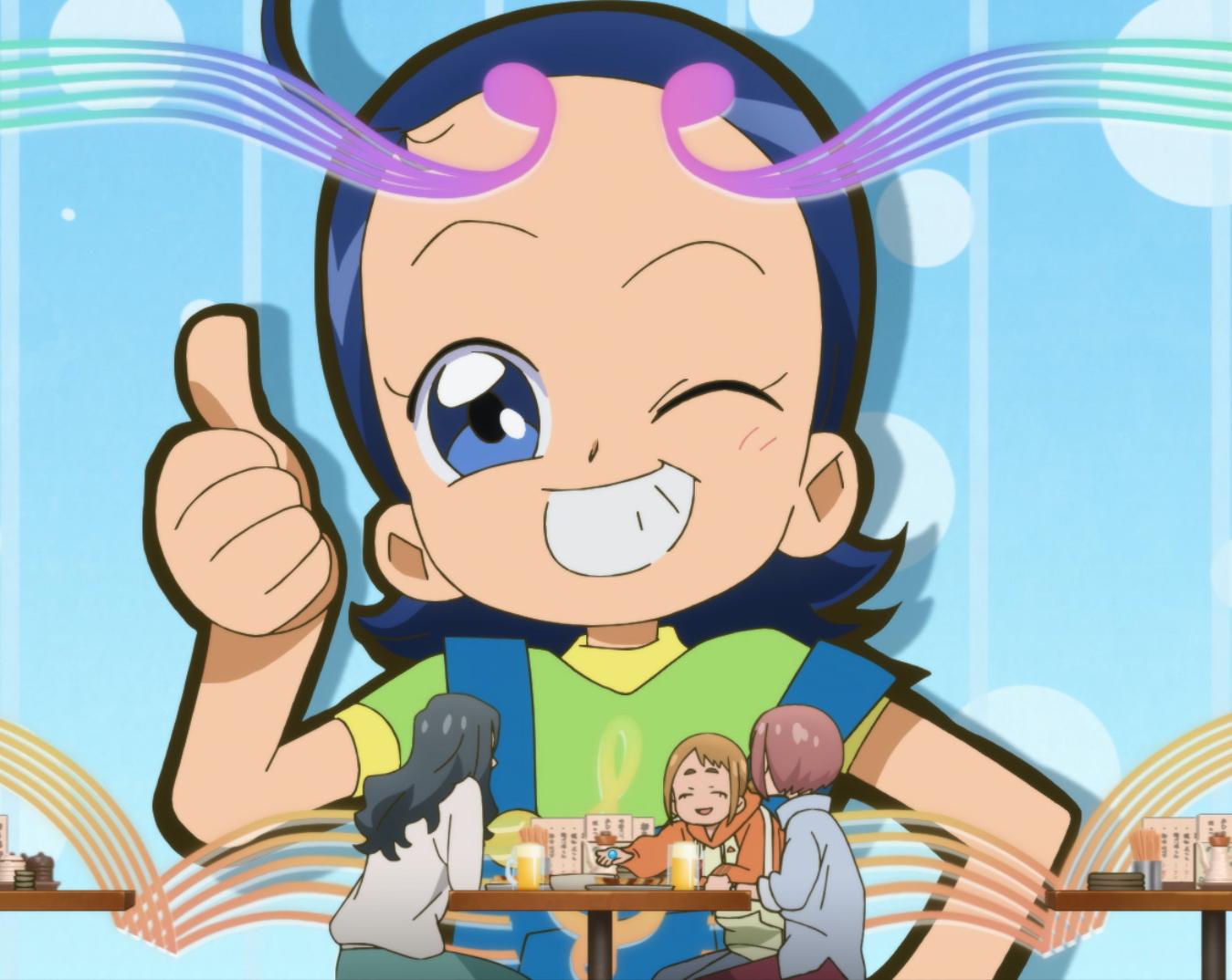 戦隊モノ、バトルアニメ......<br/>歴代青キャラクター、徹底分析!<br/>【ブルーに恋して!】