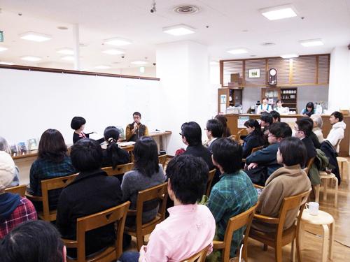 津田直さんのトークショーへ行って来た