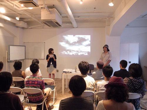 谷口 京「写真の話をしよう」のイベント報告
